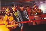 """Star Trek - Authentic Original 40"""" x 27"""" Movie Poster"""
