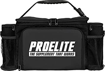 PROELITE 6 Meal Bag Cool Management System Gym Holdall Food