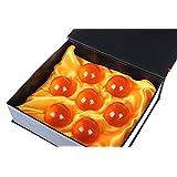 BYTE-SHOP Set De 7 Esferas del Dragon 4cm Excelente Regalo!