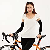 Kmool-UV-Protection-Compression-Cooling-Arm-Sleeves-for-CyclingGolfBasketball-Other-Sports-8-pairs
