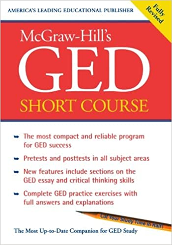 essay part of the ged Steck-vaughn ged: student edition essay [steck-vaughn] on amazoncom  free shipping on qualifying offers the only ged preparation program based.
