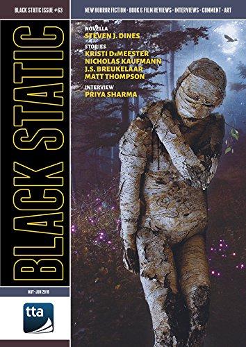 Black Static #63 (May-June 2018): Horror Fiction & Film (Black Static Magazine)