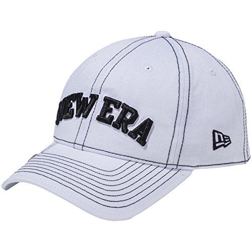 (ニューエラ)NEW ERA ゴルフ 9TWENTY キャップ ストラップバック オンパー ホワイト