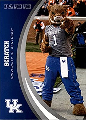 2016 Panini Kentucky #1 Mascot Scratch