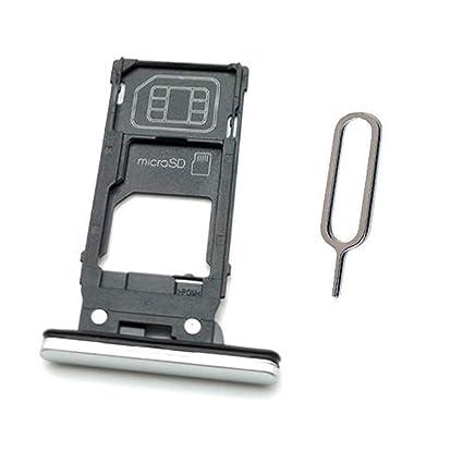 Amazon.com: Nano - Bandeja para tarjeta SIM y adaptador para ...