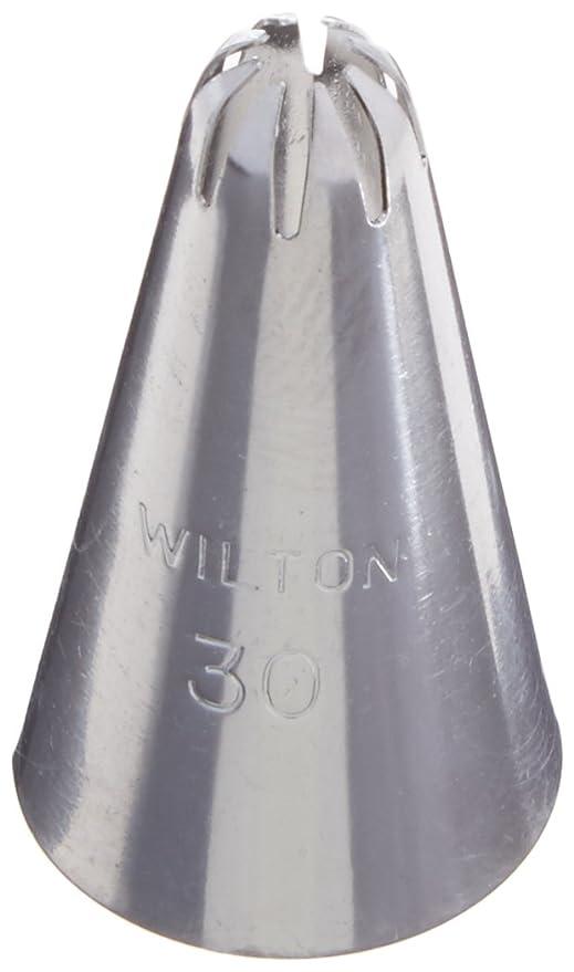 Wilton 402-30 Closed Star Decorating Tip