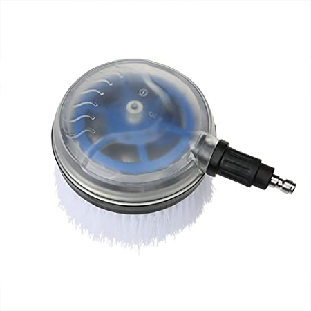 Universal Car Rotating Wash Brush Pressure Washer with 1//4/'/' Quick Connection