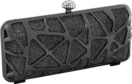 j-furmani-hardcase-shinny-clutch-metallic-pewter