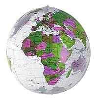 HAB & GUT (EB002) Aufblasbarer Globus (geprüfte Qualität) Wasserball,...