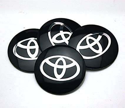 Amazon Benzee 4pcs D120 Black 565mm Car Emblem Badge Sticker