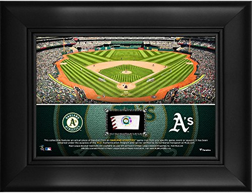 Oakland Athletics Framed 5