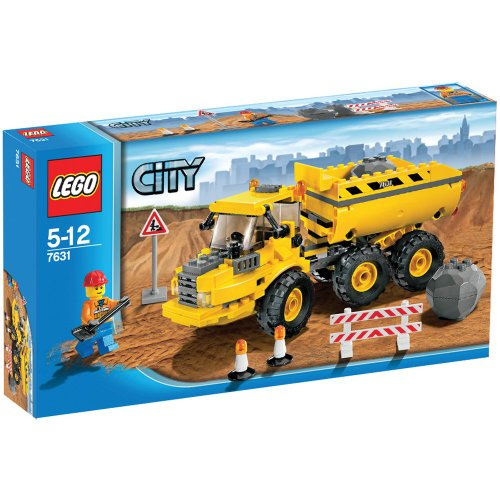 Mining Dump Trucks - LEGO City Dump Truck