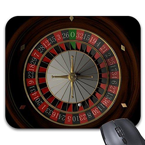 Mousepad Gambling Hall Print Mouse Mat Computer Accessories