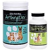 HEALTHY PET COMBO PAK – 1 Arthrdex (1 lb.) & 1 PerPetual 60 chewables