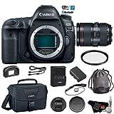 Canon EOS 5D Mark IV Digital SLR Camera with 24-105mm f/4L II Lens