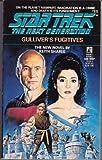 Gullivers fugitives star trek next Generation #11, Sharee, 0671701304