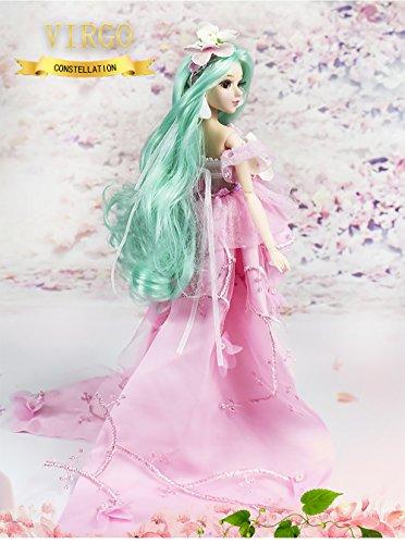 fortune days Mystery Magic Girl BJD doll 12 inch Twelve constellation series doll (VIRGO)