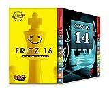 Fritz 16 + CHESSBASE 14 MEGA Bundle Chess Software