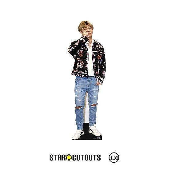 9... Star Mini Star Cutouts Ltd CS901 BTS Bangtan Boys Headband Kim/_Taehyung/_V