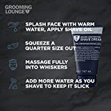 Grooming Lounge It Takes Two To Make A Shave Go