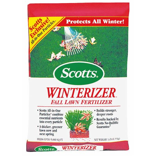 Scotts Winterizer, 5M