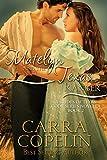 Matelyn And The Texas Ranger: A Brides of Texas Code Series, Novella, Book 2