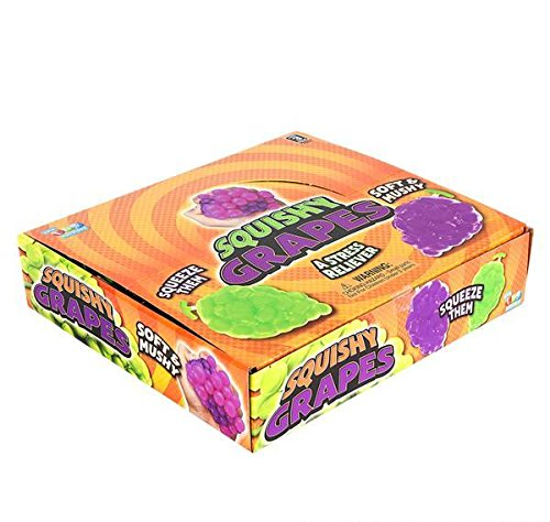 3.75'' SQUEEZE GRAPES, Case of 144 by DollarItemDirect (Image #2)