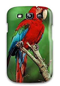 Christopher B. Kennedy's Shop Best Fashion Case Cover For Galaxy S3(tropical Rainforest Animals) 5306171K43345918