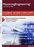 MasteringEngineering with Pearson eText -- Standalone Access Card -- for Engineering Mechanics 14th Edition