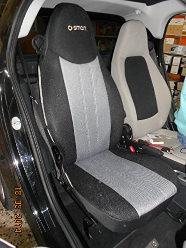 smart car fortwo seat covers - 5