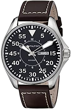 Hamilton Khaki Aviation Pilot Mens Watch