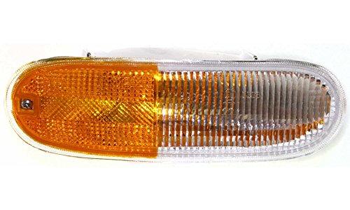 Beetle Signal Light (Evan-Fischer EVA23172012993 Turn Signal Light for Volkswagen Beetle 98-05 RH Lens and Housing Replaces Partslink# VW2521103)