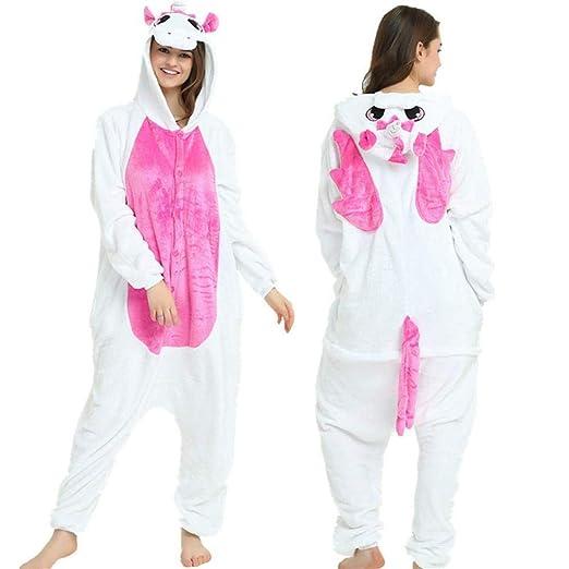 WEDSGTV Animal Kigurumi Onesies para Niñas Ropa De Dormir ...