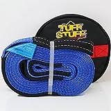 Tuff Stuff 30' Tow Strap W/Storage Bag