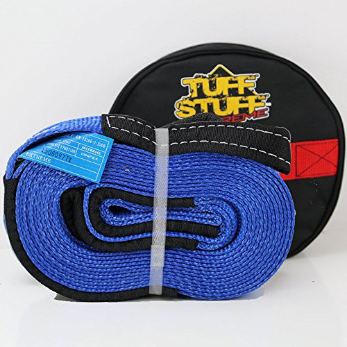 Tuff Stuff 30' Tow Strap W/Storage Bag by Tuff Stuff (Image #7)
