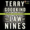 The Law of Nines Audiobook by Terry Goodkind Narrated by Mark Deakins