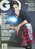 GQ Magazine December 1996 Tom Cruise (Single Back Issue)