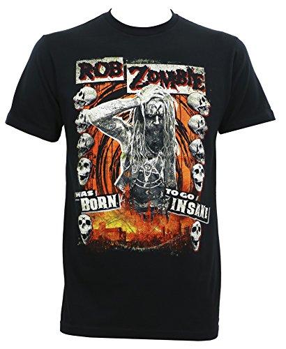 Zombie T-Shirts Band - 2