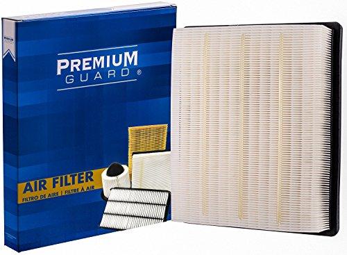 Premium Guard Air Filter PA8171 | Fits Chevrolet Colorado 2018-2015, GMC Canyon ()
