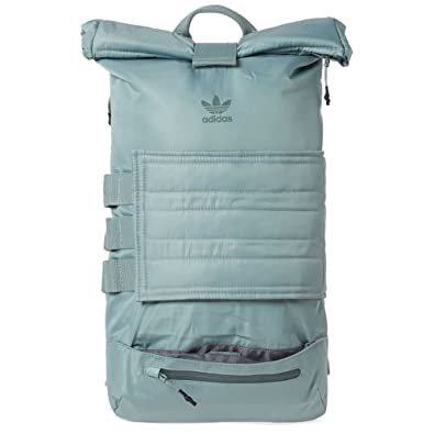 adidas Originals Womens Roll Up Trefoil Backpack  Amazon.co.uk ... 9257a88675