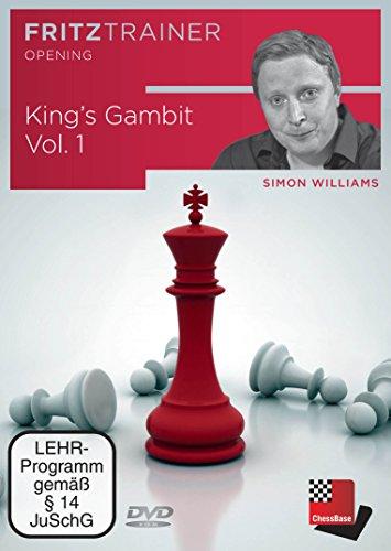 King's Gambit - Simon Williams - VOL. 1 ()