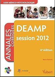 DEAMP Annales corrigées session, 2012