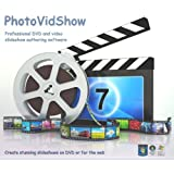 PhotoVidShow v4.4.1 (latest), Photo DVD slideshow maker software (PC) (Windows 10,8,7,Vista)