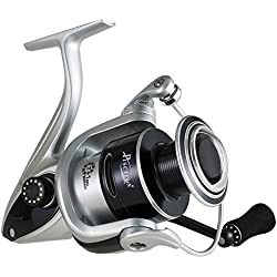 Piscifun Destroyer Spinning Reel Ultra Smooth Sealed Carbon Fiber Drag Fishing Reel Freshwater 7+1BB Spin Reels(MX40)