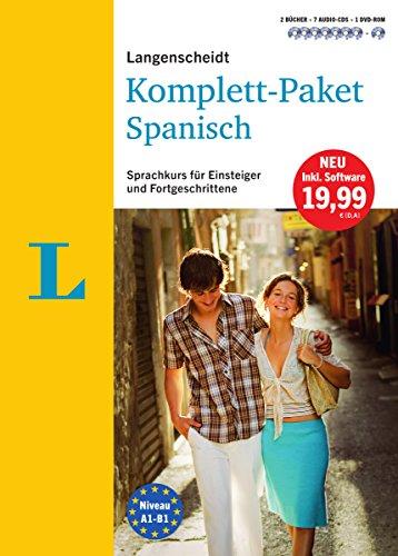 Langenscheidt Komplett Spanisch