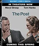 Image of The Post (Bilingual) [Blu-ray + DVD + Digital Copy]