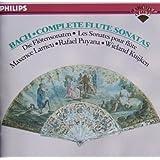 Bach - Complete Flute Sonatas (2 CD Box Set) (Philips)