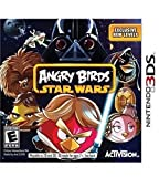 3DS ANGRY BIRDS STAR WARS