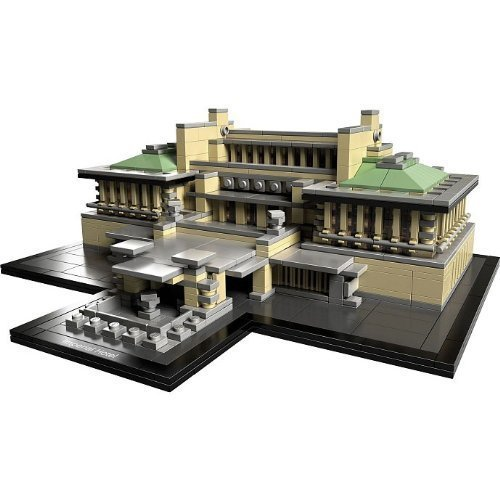 Imperial Hotel Lego 21017 (Limited Edition) (Imperial 21017 Hotel)