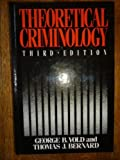 img - for Theoretical Criminology by George B. Vold (1986-01-16) book / textbook / text book